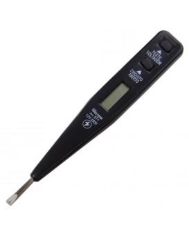 Teste de Voltagem e Corrente Elétrica Digital DT-1