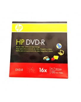 DVD-R 4.7GB/120Min HP 7180