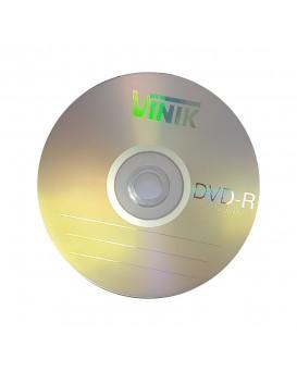 DVD-R 4.7GB/120Min Vinik 17839