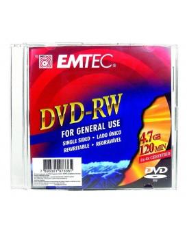 DVD-RW 4.7GB/120Min Emtec 3361