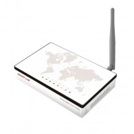 Roteador Wireless 4 Portas Smart Lan Aprio150 2.4ghz 150mbps
